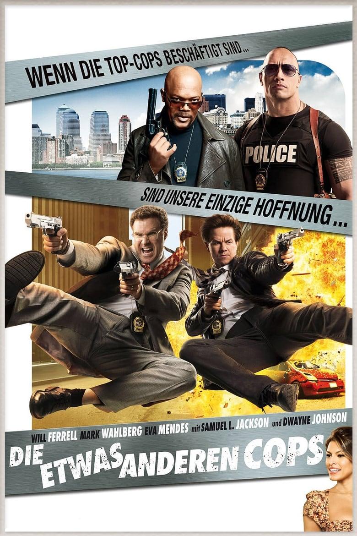 Die etwas anderen Cops - Komödie / 2010 / ab 12 Jahre