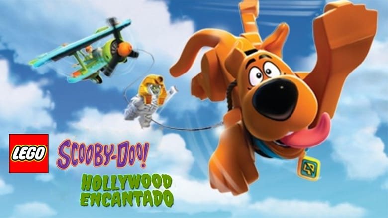 Lego Scooby-Doo Haunted Hollywood filmi izle