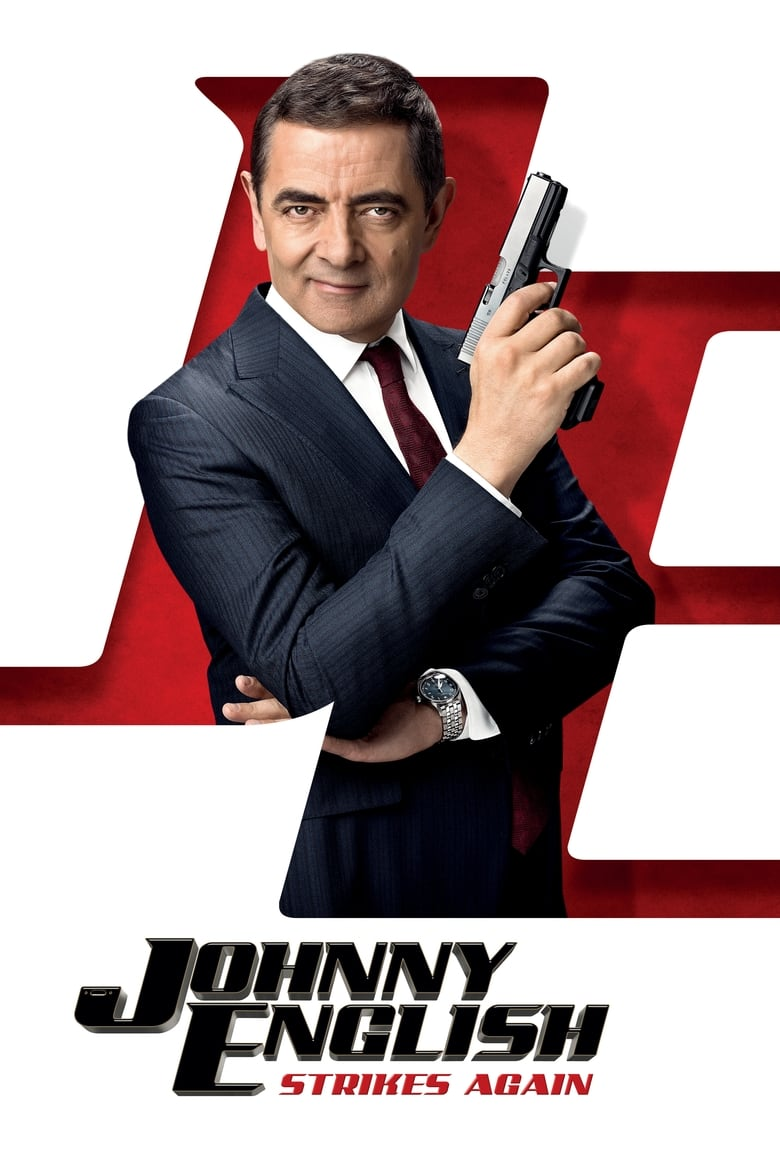 Johnny English Strikes Again - poster