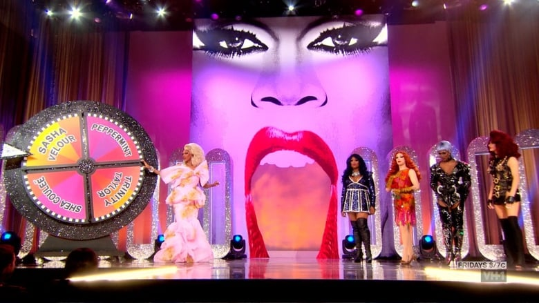 RuPaul: Carrera de drags: 9×14