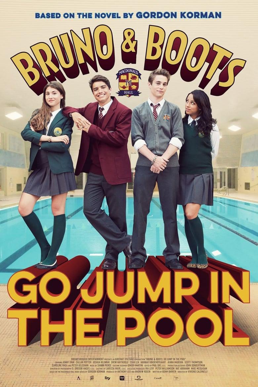 Bruno i Bucior: Wskakujcie do basenu