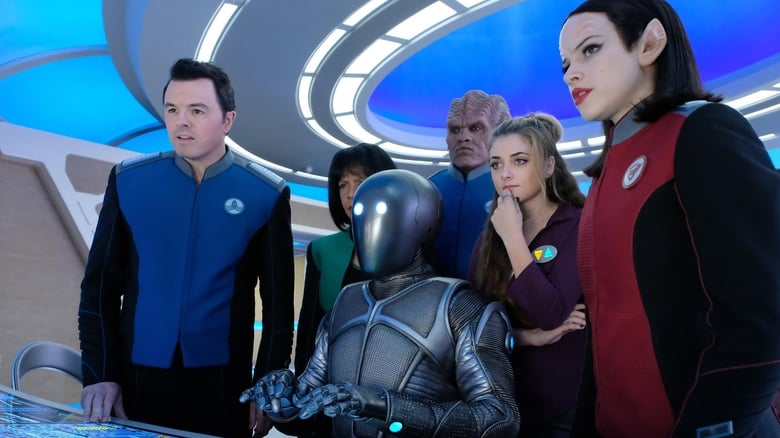 The Orville: 1×7