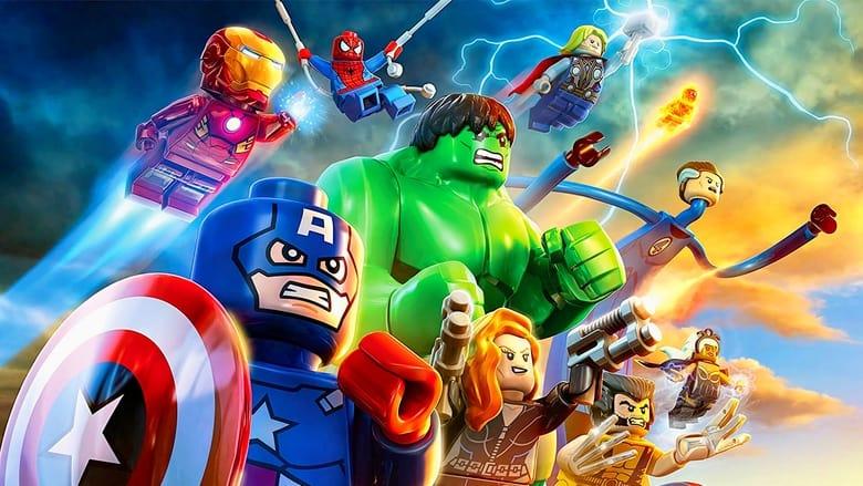 فيلم LEGO Marvel Super Heroes: Avengers Reassembled! 2015 مترجم اونلاين