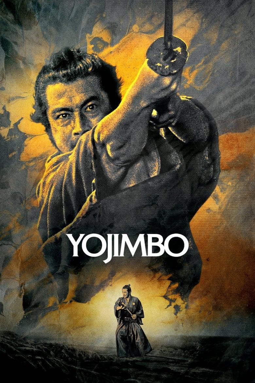Yojimbo - poster