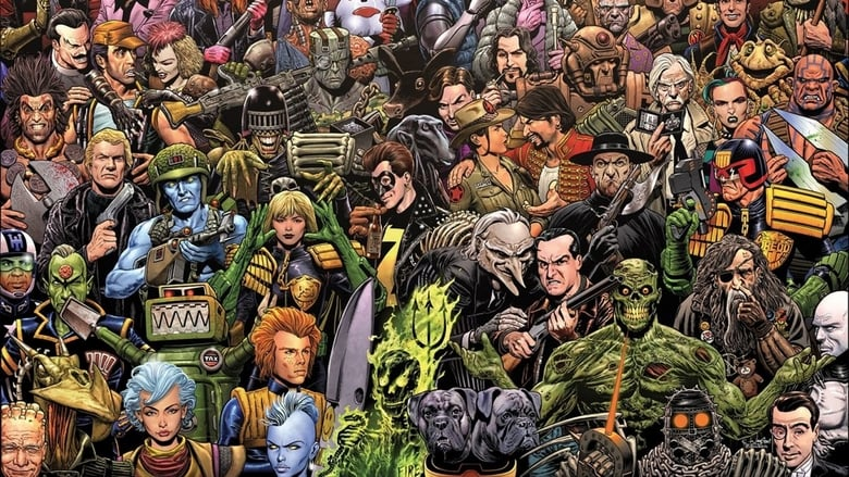 Voir Future Shock! The Story of 2000AD streaming complet et gratuit sur streamizseries - Films streaming