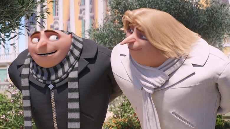Trailer de la Pelicula Gru 3. Mi villano favorito online español