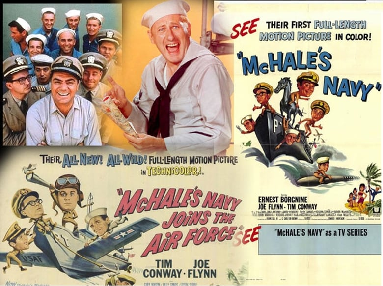 McHale's Navy Pelicula Completa
