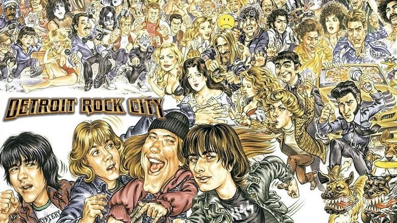 Detroit+Rock+City