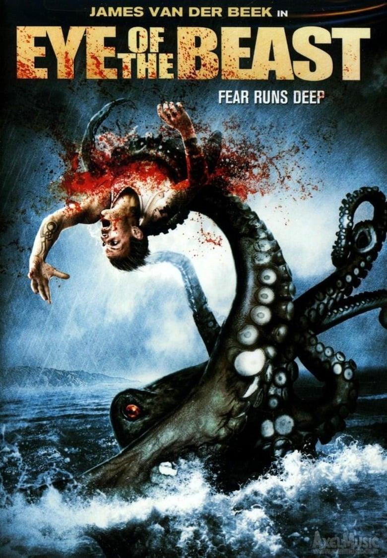 Εξώφυλλο του Eye of the Beast