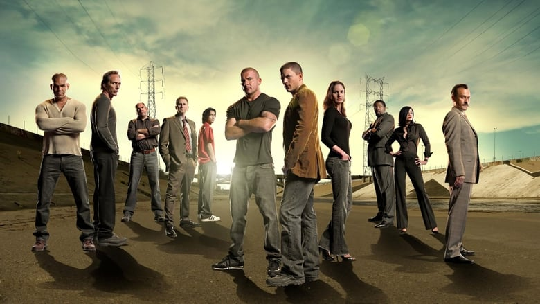 DPStream Prison Break - Série TV - Streaming - Télécharger poster .0