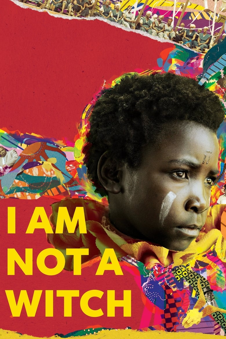 I Am Not a Witch - poster
