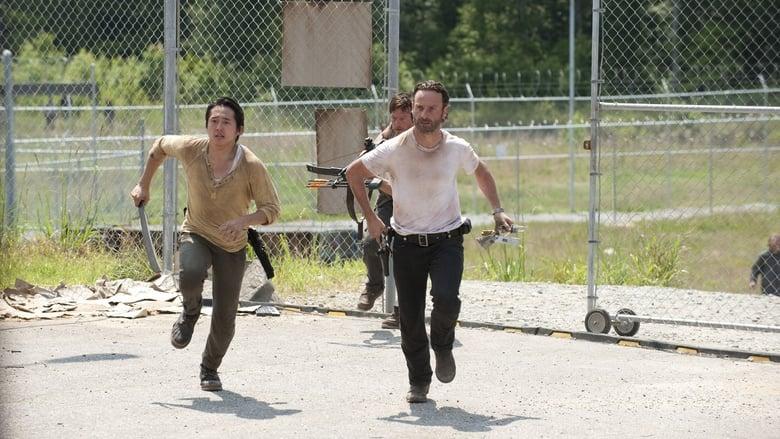 The Walking Dead: Invazia zombi Sezonul 3 Episodul 4