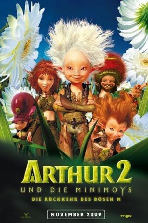 Arthur und die Minimoys 2 - Die Rückkehr des bösen M - Abenteuer / 2009 / ab 6 Jahre