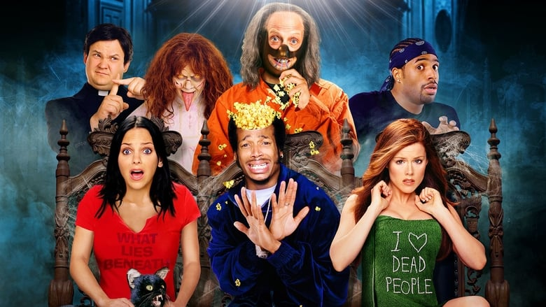 Scary Movie 2 banner backdrop
