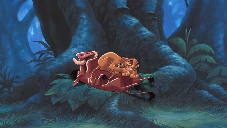 кадр из фильма Король Лев 3: Акуна Матата