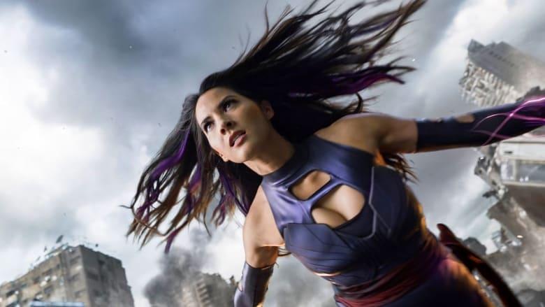 X-Men Apocalipsis pelicula completa
