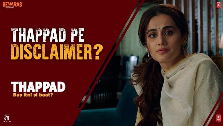 Thappad Full Movie Hindi watch Online