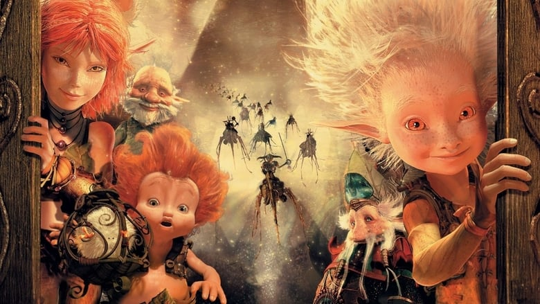 Arthur And The Invisibles Collection The Movie Database Tmdb