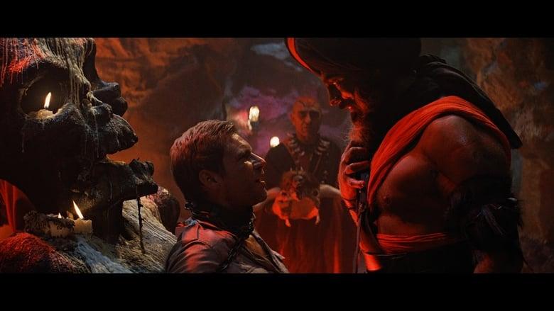 Amrish Puri en Indiana Jones y el templo maldito