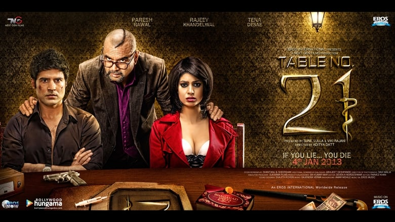 Table No. 21 full bollywood movie
