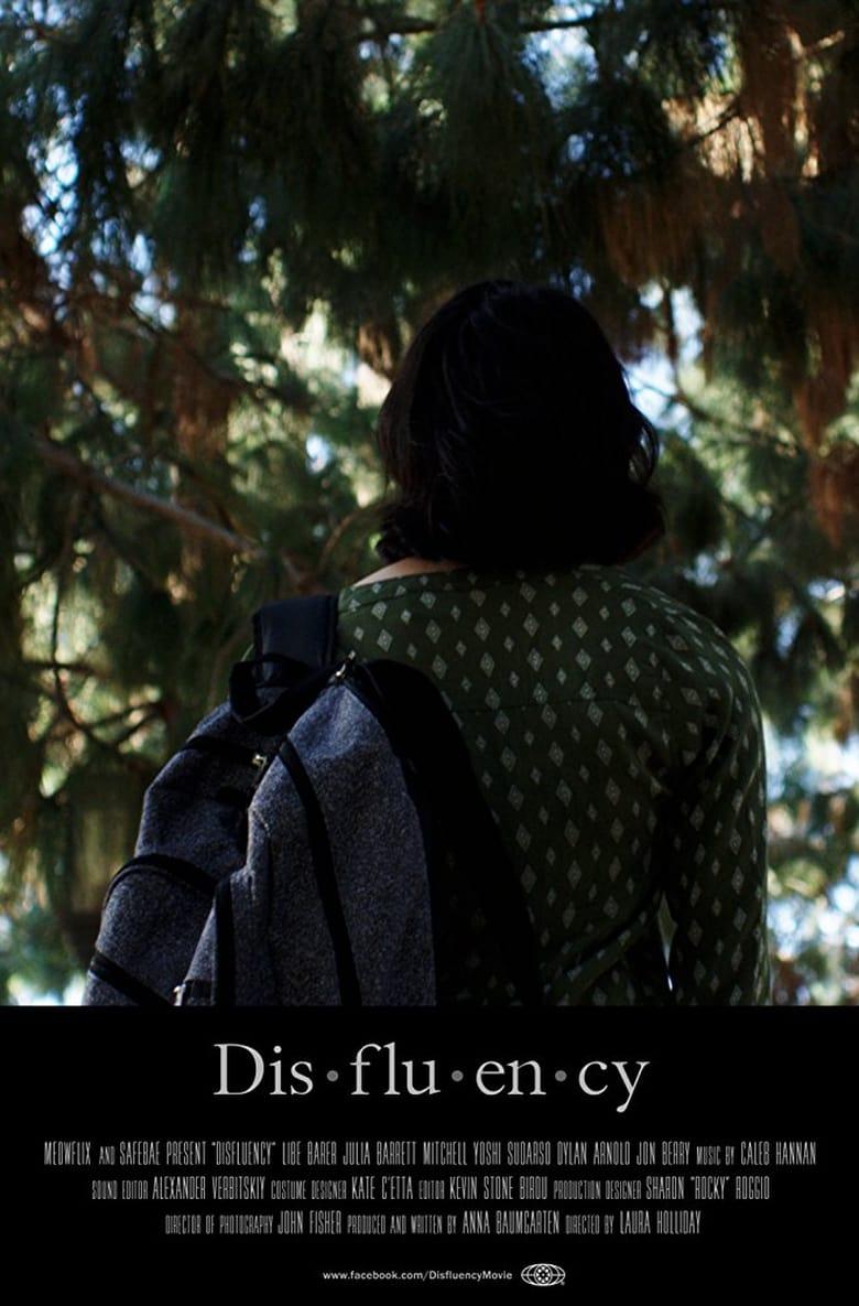 Εξώφυλλο του Disfluency