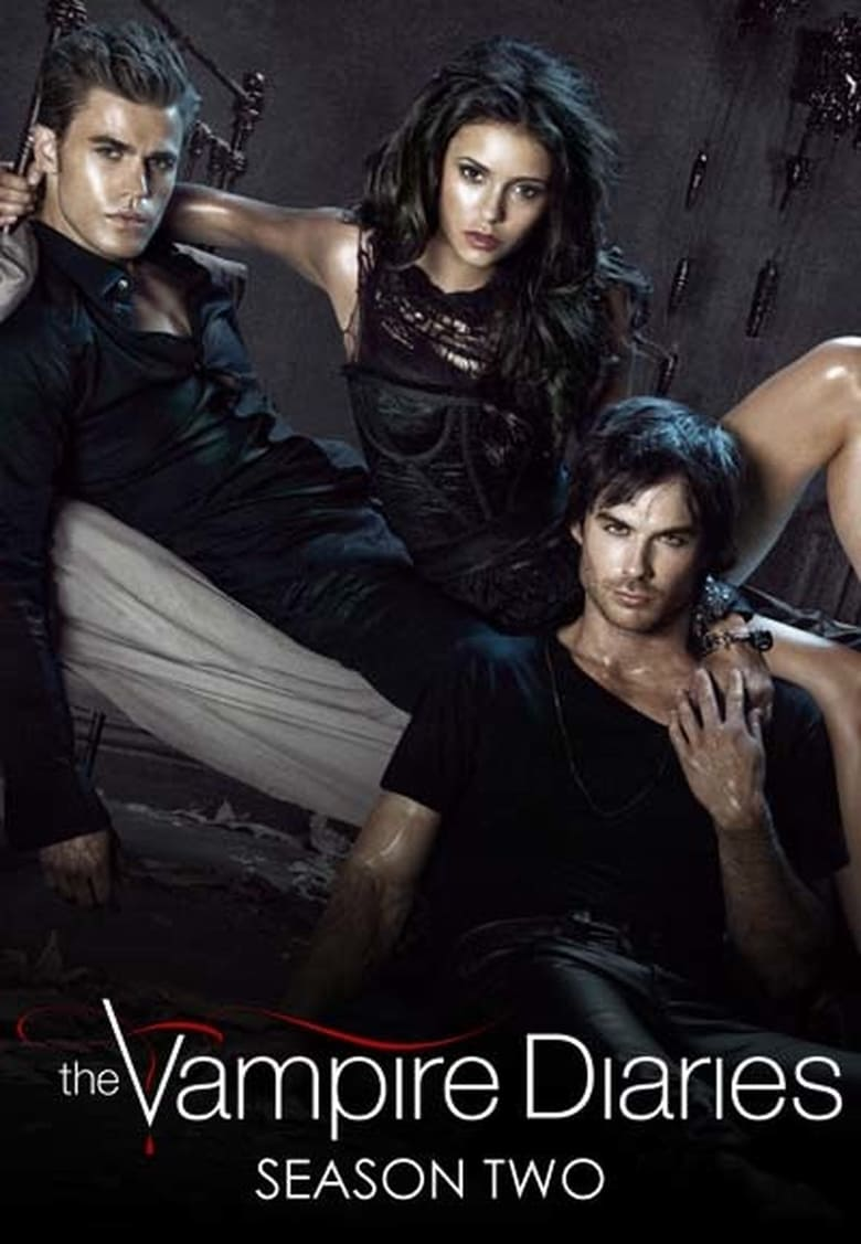 the vampire diaries saison 2 streaming. Black Bedroom Furniture Sets. Home Design Ideas