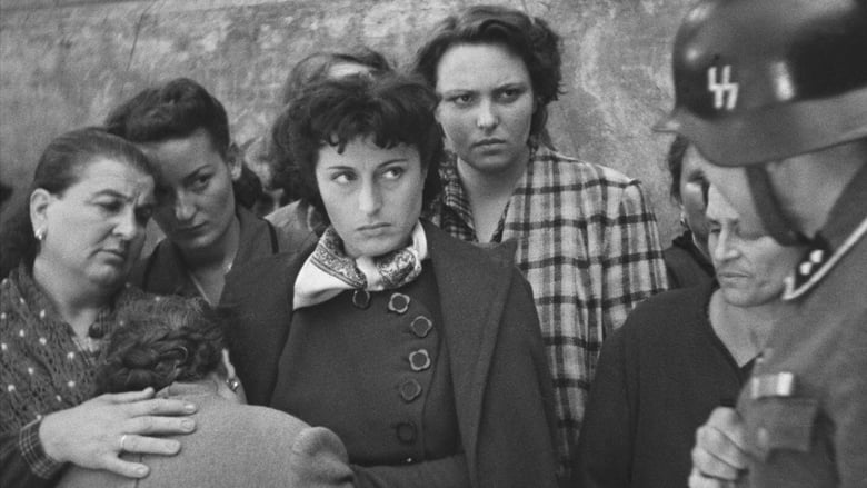 Still from Rome, Open City