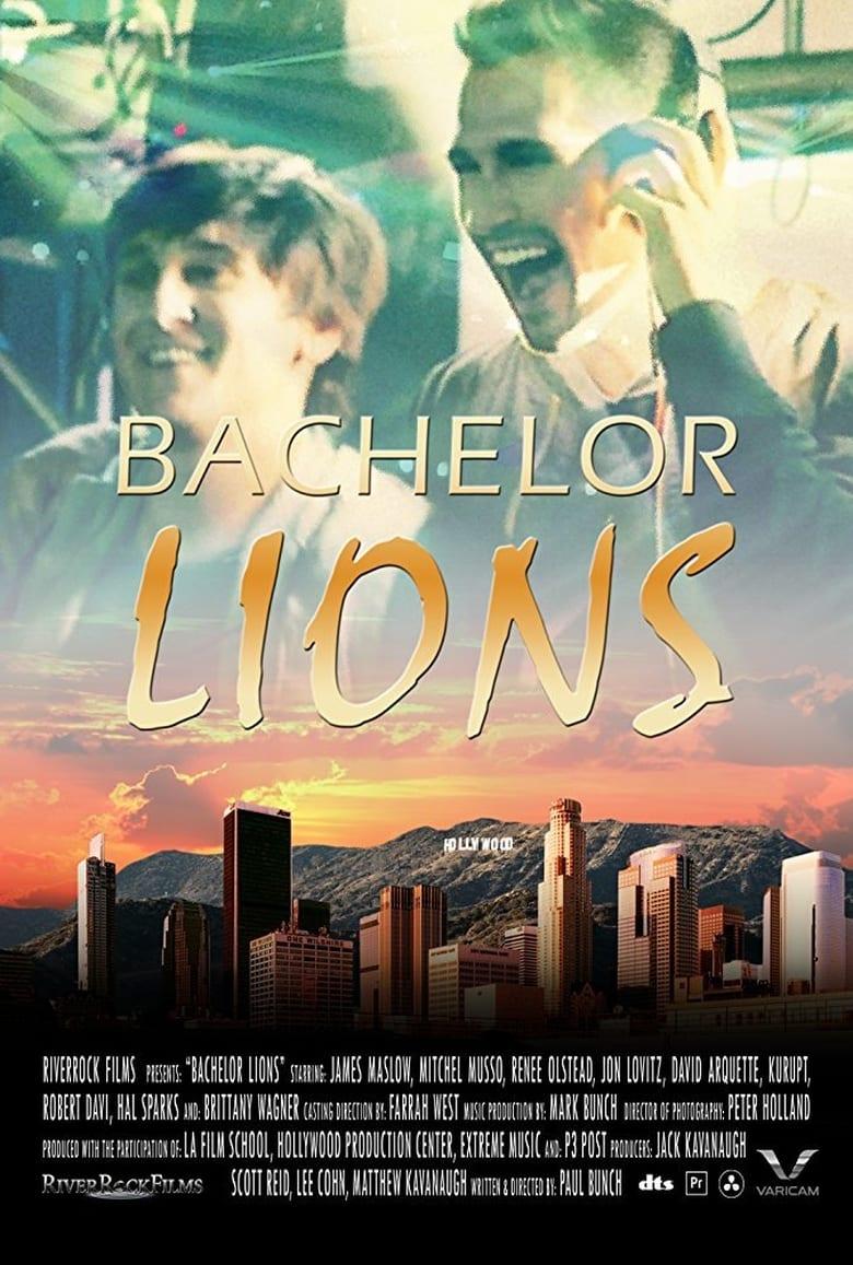 Εξώφυλλο του Bachelor Lions