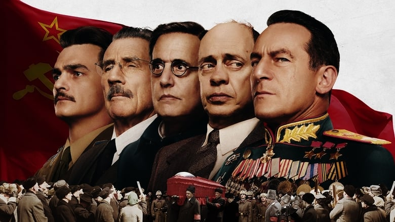 The Death of Stalin (2017) BluRay 720p Ganool