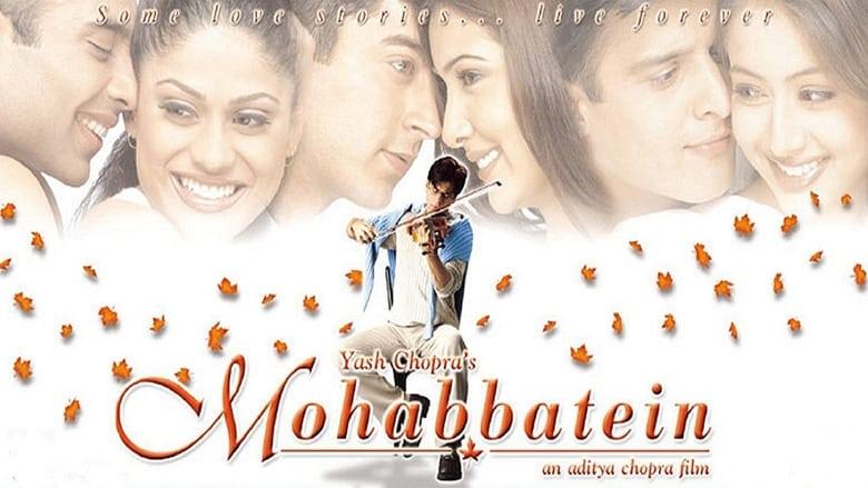 Watch Mohabbatein free