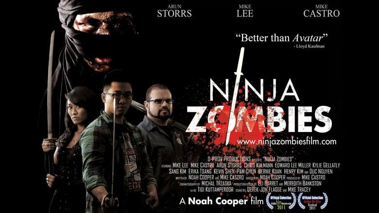 Ninja+Zombies