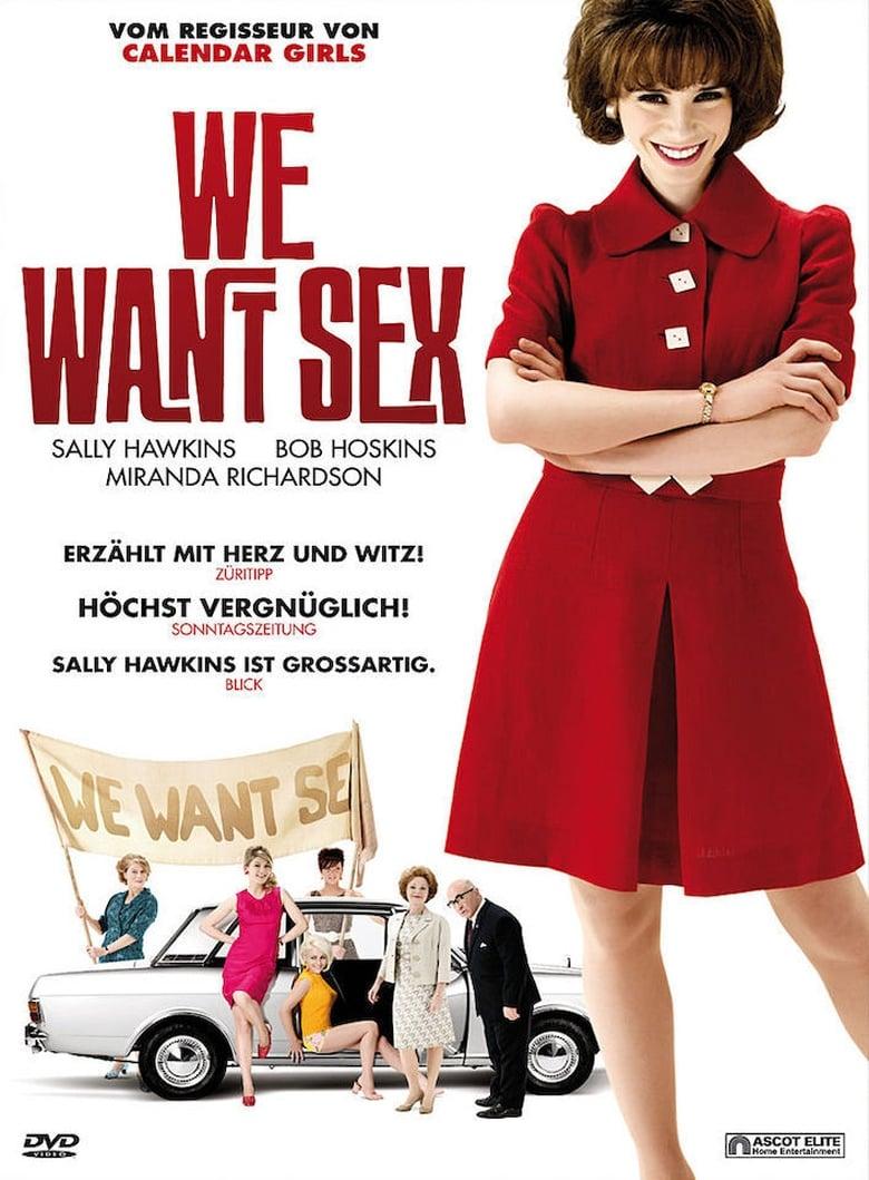 We Want Sex - Komödie / 2011 / ab 6 Jahre