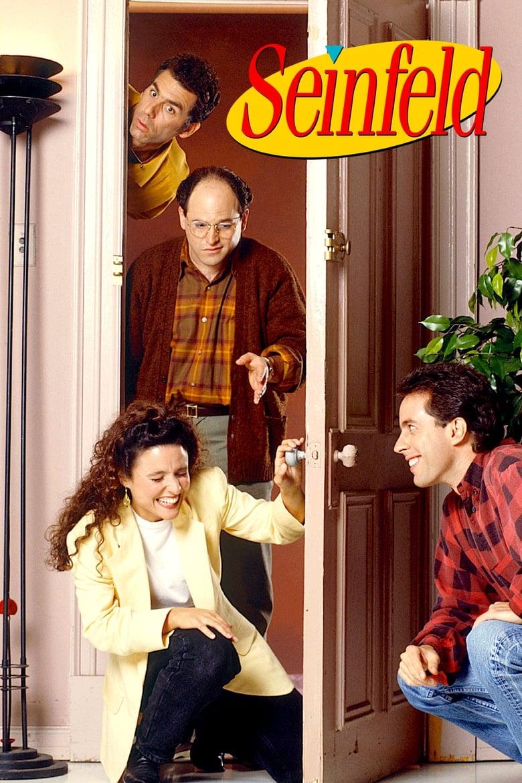 Εξώφυλλο του Seinfeld