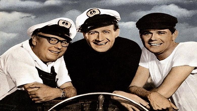 Drei Mann in einem Boot Pelicula Completa