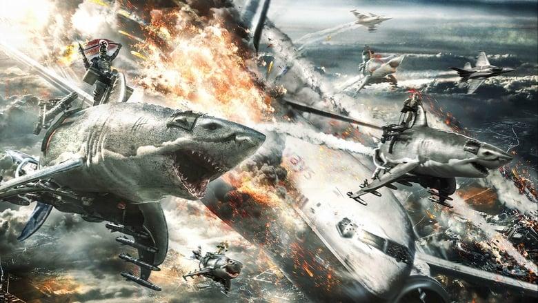 فيلم Sky Sharks 2020 مترجم