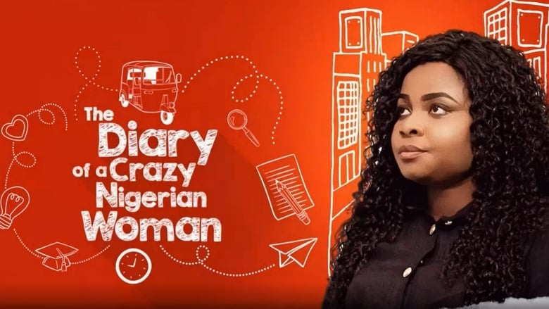The Diary of A Crazy Nigerian Woman banner backdrop