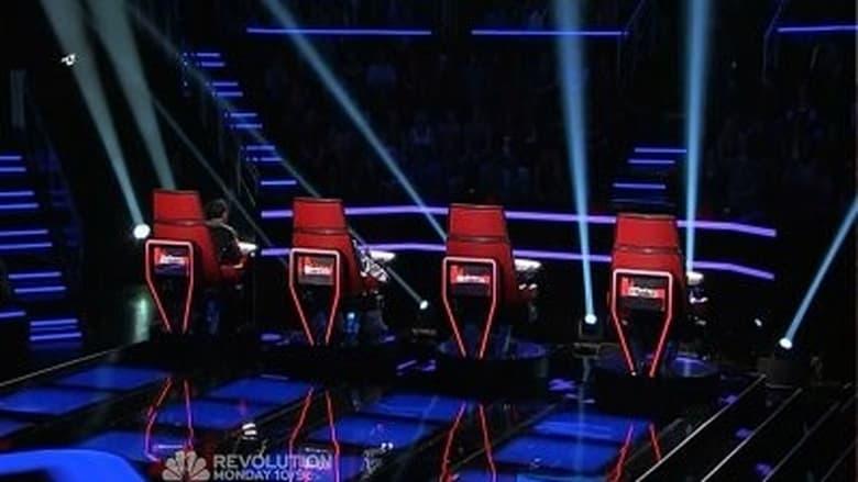 The Voice Season 3 Episode 3