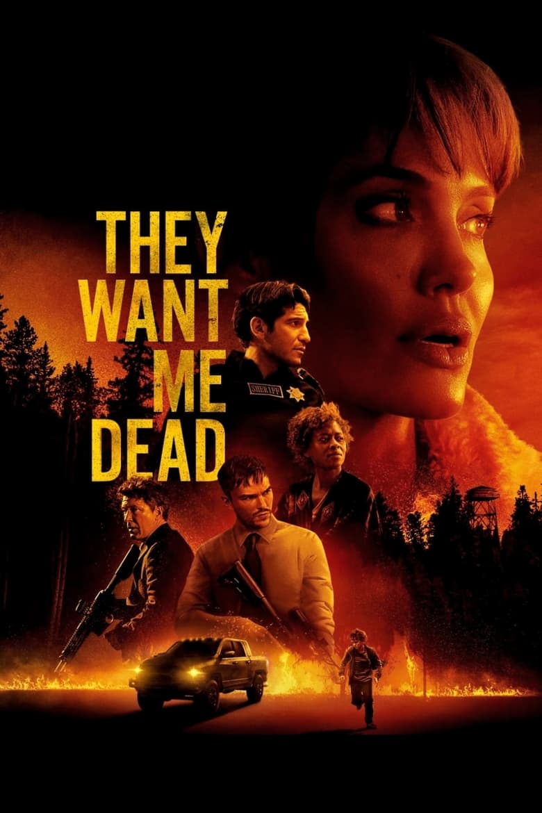 They Want Me Dead - Thriller / 2021 / ab 12 Jahre