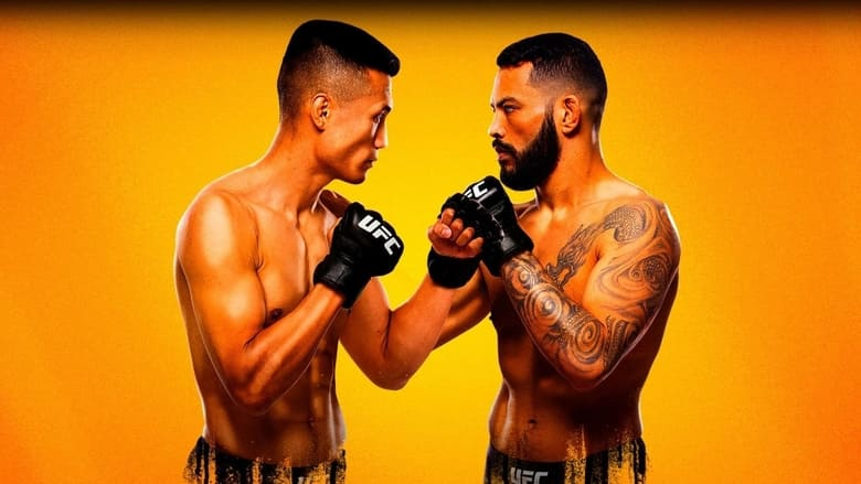 فيلم UFC on ESPN 25: The Korean Zombie vs. Ige 2021 مترجم اونلاين