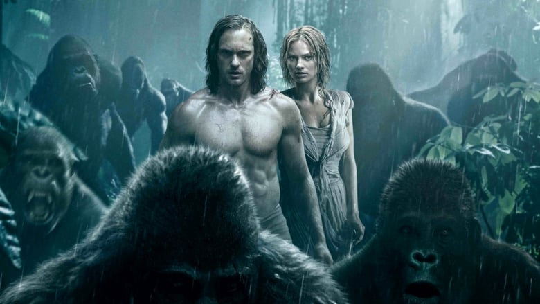 The Legend of Tarzan (2016) Bluray 1080p