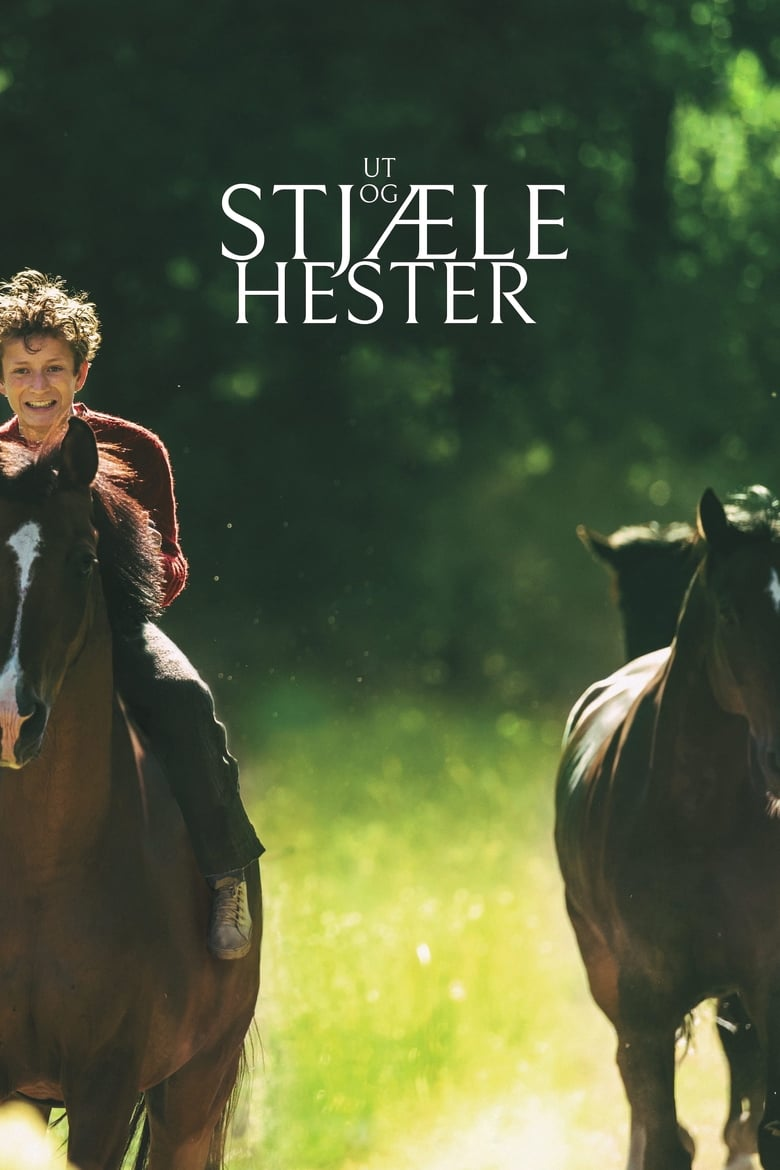 Out Stealing Horses - poster