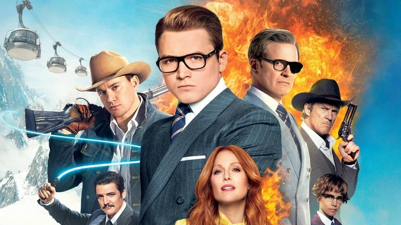 Kingsman: The Golden Circle 2017 4k ultra hd movie online - 720p