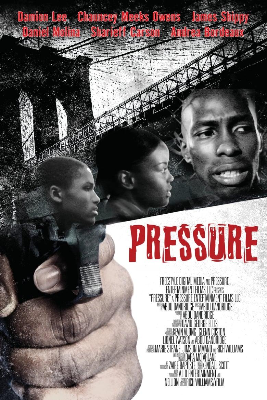 Pressure.