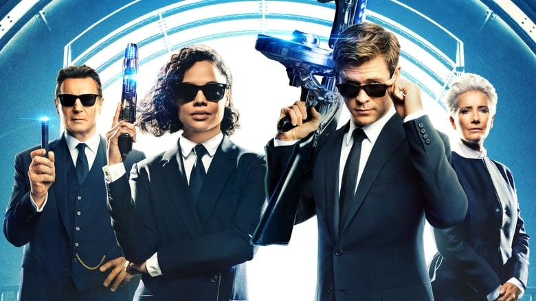 Men in Black: International banner backdrop