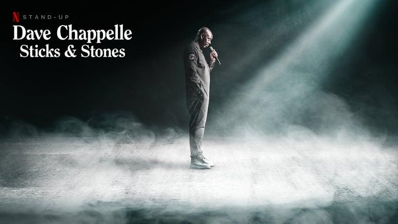 Ver Dave Chappelle: Sticks & Stones Online HD Español y Latino (2019)