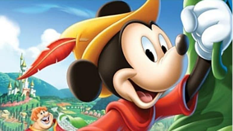 Микки Маус: Микки и бобовый стебель
