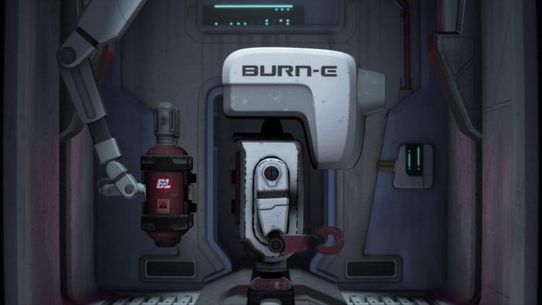 فيلم BURN·E 2008 مترجم اونلاين