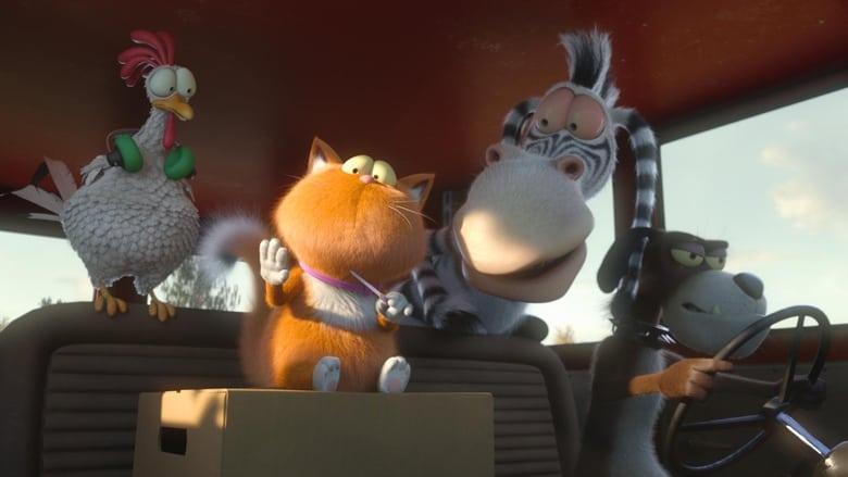 кадр из фильма Пушистый шпион