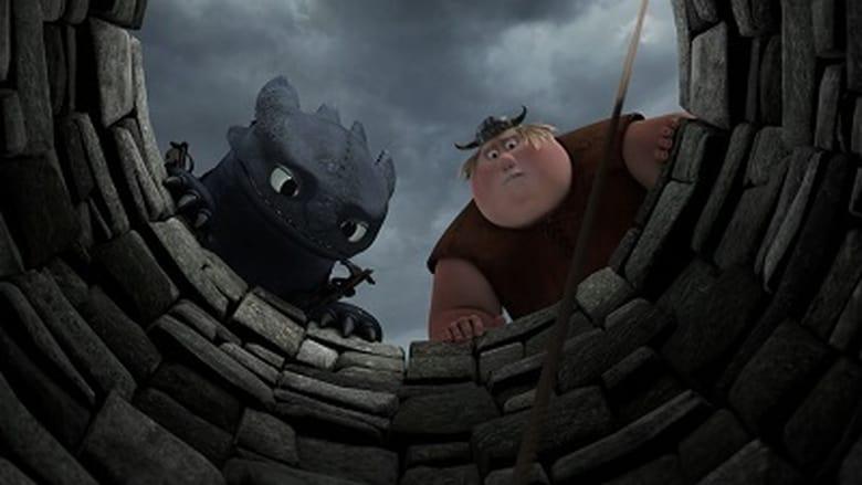 Slibinų dresuotojai / Dragons: Defenders of Berk (2013) 2 Sezonas