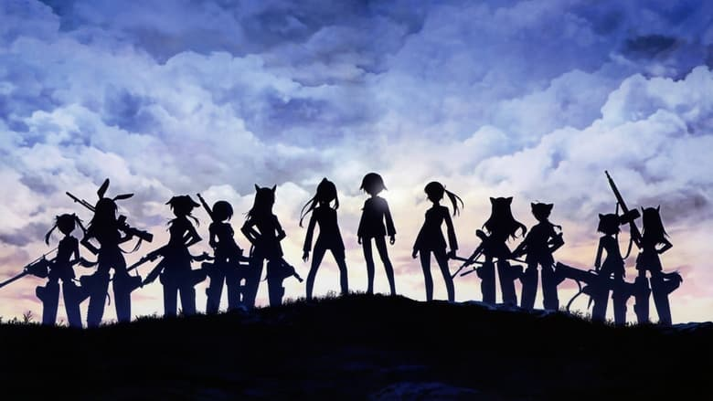 Strike Witches the Movie 2012